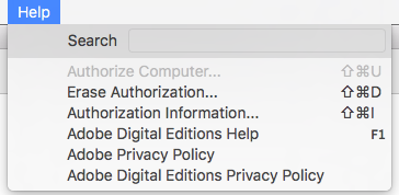 How do I know if I authorized my Adobe Digital Editions? – NetGalley